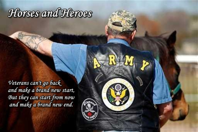 Horses and Heroes new logo